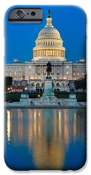 United States Capitol iPhone Case by Steve Gadomski