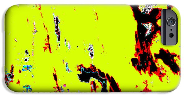 Power iPhone Cases - United States Of Aliens Reborn One iPhone Case by Sir Josef  Putsche Social Critic
