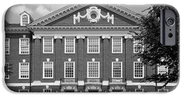 Joe Biden iPhone Cases - University of Delaware Wolf Hall iPhone Case by University Icons