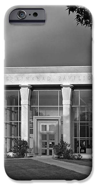 University of Illinois Kinkead Pavilion iPhone Case by University Icons
