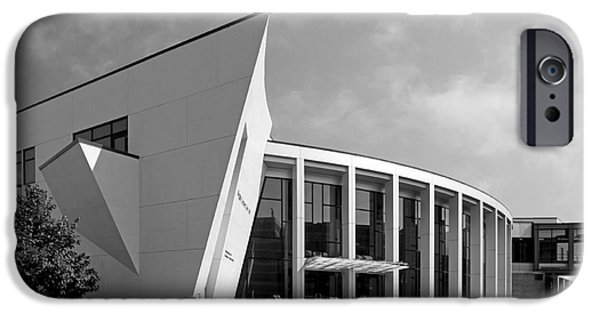 Minnesota iPhone Cases - University of Minnesota Regis Center for Art iPhone Case by University Icons