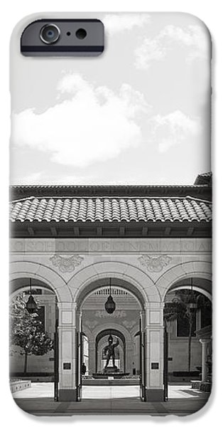 University of Southern California School of Cinematic Arts iPhone Case by University Icons