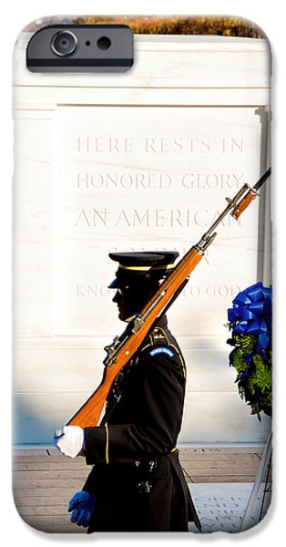 The White House Photographs iPhone Cases - Unknown iPhone Case by Greg Fortier