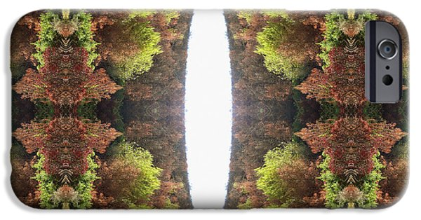Digital Photography iPhone Cases - Unnatural 81 iPhone Case by Giovanni Cafagna