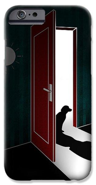 Untitled No.02 iPhone Case by Caio Caldas