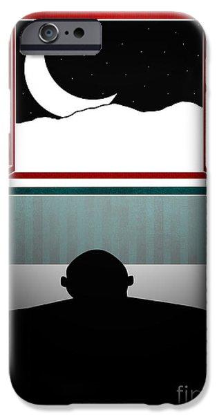 Untitled No.04 iPhone Case by Caio Caldas