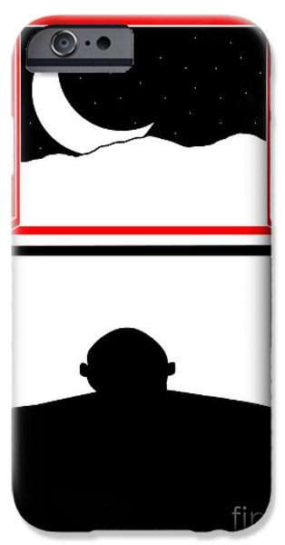 Untitled No.05 iPhone Case by Caio Caldas