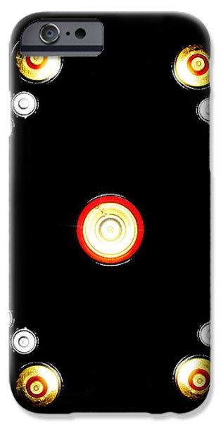 Untitled No.16 iPhone Case by Caio Caldas