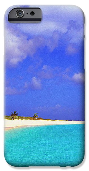 Upper Shoal Bay iPhone Case by Thomas R Fletcher