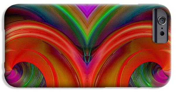 Design iPhone Cases - Upswing - Kristi Kruse iPhone Case by Kristi Kruse