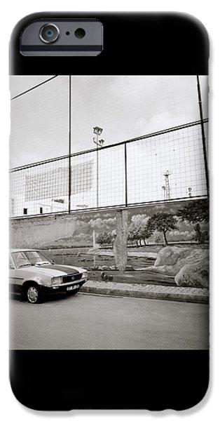 Urban Istanbul iPhone Case by Shaun Higson