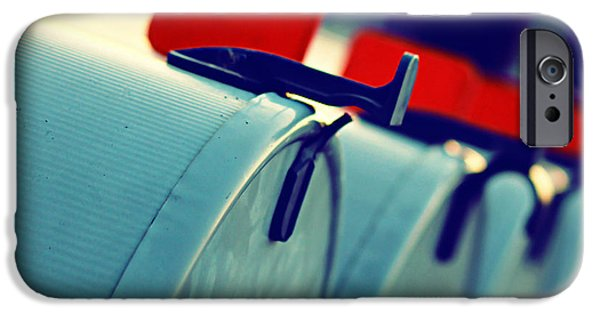 Us Postal Service iPhone Cases - Urgent iPhone Case by Trish Mistric