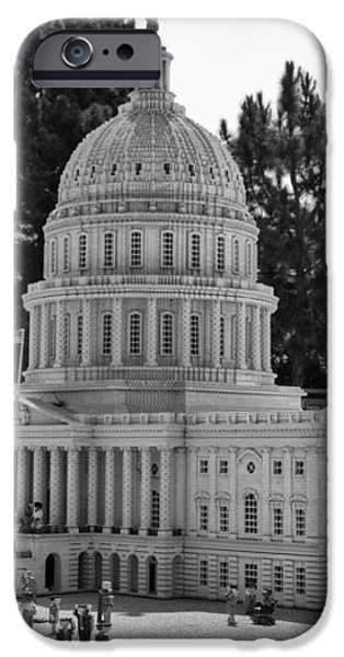 US Capitol iPhone Case by Ricky Barnard