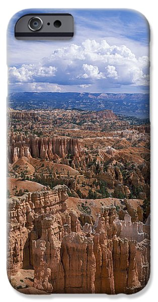 Usa, Utah, Bryce Canyon National Park iPhone Case by Tips Images