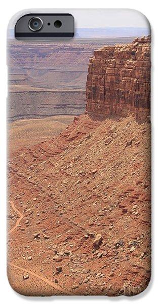 Slickrock iPhone Cases - Utah Beauty iPhone Case by Tonya Hance