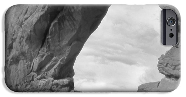 """""""square """" Digital iPhone Cases - Utah Outback 29 iPhone Case by Mike McGlothlen"""