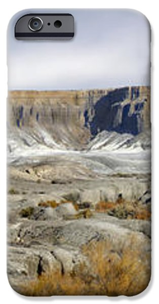 Utah Outback 43 Panoramic iPhone Case by Mike McGlothlen
