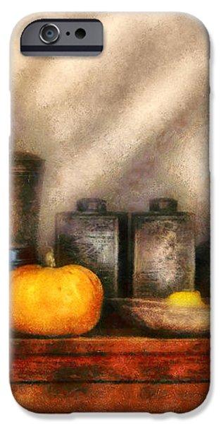 Utensils - Kitchen Still Life iPhone Case by Mike Savad