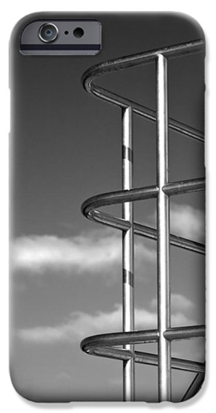 Stainless Steel iPhone Cases - Utopia II iPhone Case by Peter Tellone