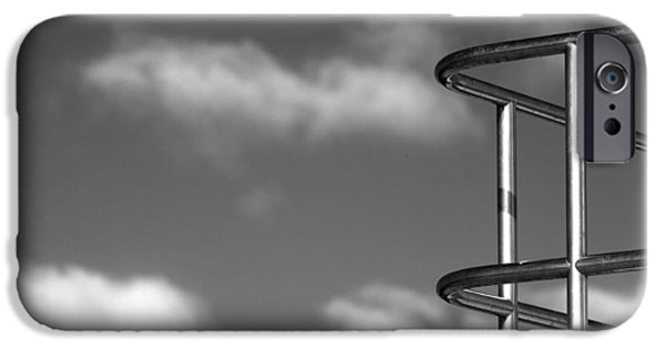 Stainless Steel Photographs iPhone Cases - Utopia iPhone Case by Peter Tellone