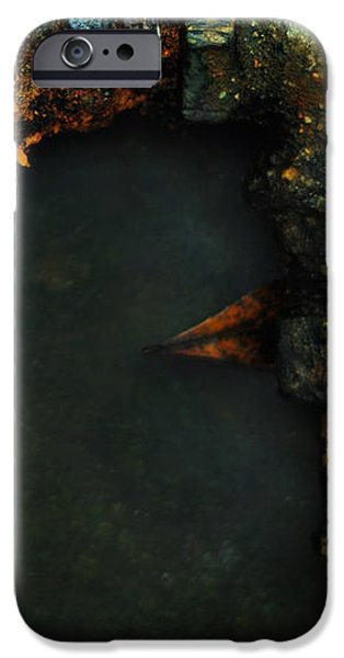 V125 and the Meaning of Life iPhone Case by Rebecca Sherman