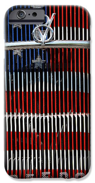 Recently Sold -  - Independance Day iPhone Cases - V8 Freedom iPhone Case by Jani Freimann