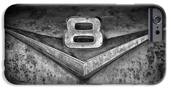 V8 iPhone Cases - V8 iPhone Case by Michael Gass