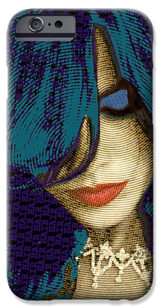 Vain 2 iPhone Case by Tony Rubino