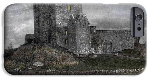 Irish Photographs iPhone Cases - Vampire Castle iPhone Case by Juli Scalzi