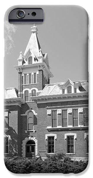 Vanderbilt University Benson Hall iPhone Case by University Icons