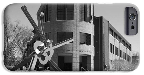 Buildings In Nashville iPhone Cases - Vanderbilt University iPhone Case by Dan Sproul