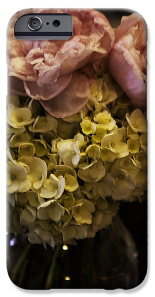 Vase of Flowers iPhone Case by Madeline Ellis