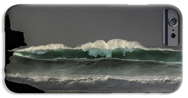 Edgar Laureano Photographs iPhone Cases - Veil of the night iPhone Case by Edgar Laureano