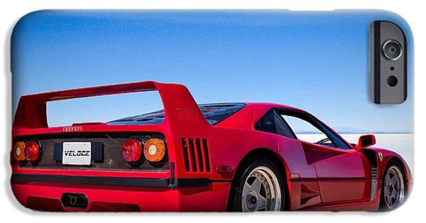 Selective Color iPhone Cases - Veloce Equals Speed iPhone Case by Douglas Pittman