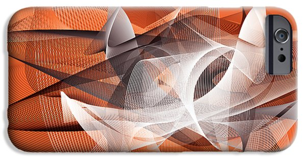 Velocity 3 iPhone Case by Angelina Vick