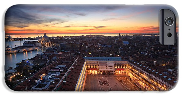 Citylife iPhone Cases - Venice romance iPhone Case by Matteo Colombo