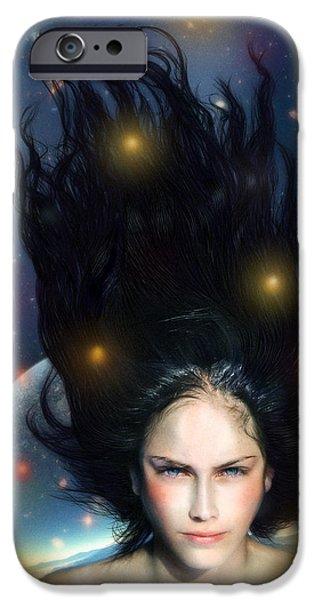 Venus iPhone Case by Alessandro Della Pietra
