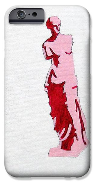 Venus de Milo Statue iPhone Case by Venus