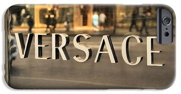 Recently Sold -  - Business Photographs iPhone Cases - Versace iPhone Case by Dan Sproul