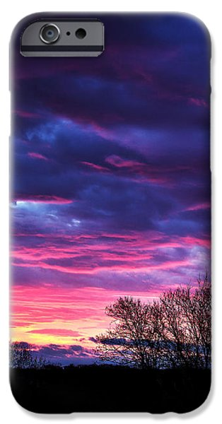 Vibrant Sunrise iPhone Case by Tim Buisman