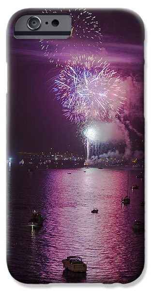 View from the deck iPhone Case by Scott Campbell