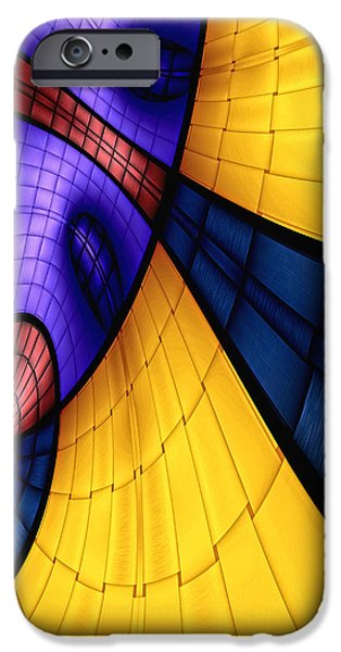 View From The Top 2 iPhone Case by Wendy J St Christopher