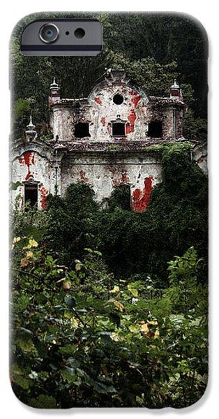 Villa De Vecchi iPhone Case by Laura Melis