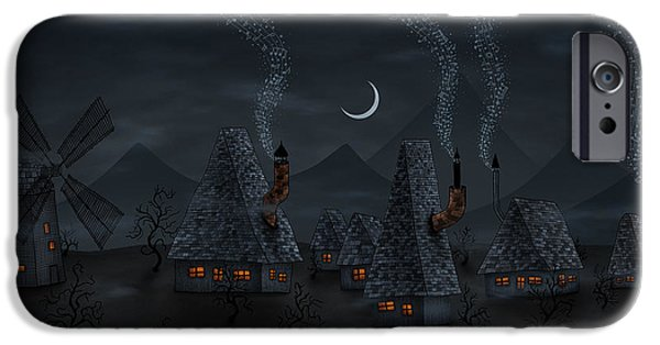 Village Photographs iPhone Cases - Village of Music iPhone Case by Gianfranco Weiss