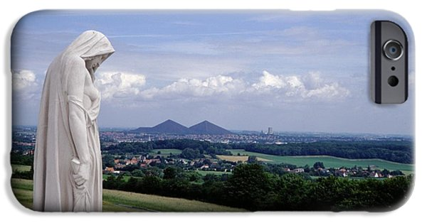 Recently Sold -  - Ww1 iPhone Cases - Vimy Ridge France iPhone Case by Terence Nunn