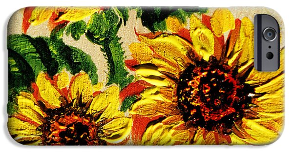 Invitations Paintings iPhone Cases - Vincent van Gogh Would Cry  iPhone Case by Irina Sztukowski
