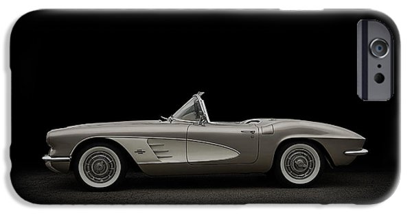 Chevrolet iPhone Cases - Vintage Champagne iPhone Case by Douglas Pittman