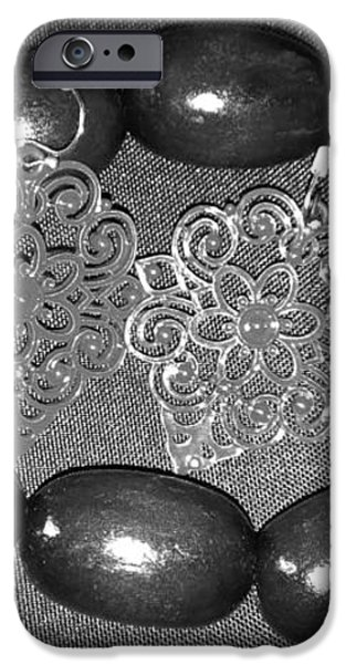 Vintage Night Out iPhone Case by Catherine Ratliff