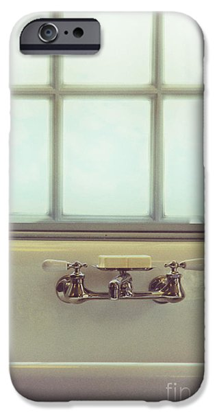 Stainless Steel iPhone Cases - Vintage Soap iPhone Case by Margie Hurwich