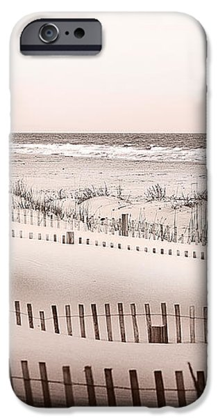 Virgina Beach Vacation Memories iPhone Case by Artist and Photographer Laura Wrede